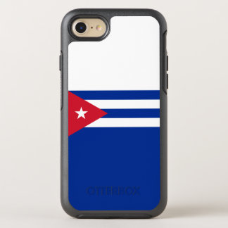 Flag of Cuba OtterBox iPhone Case