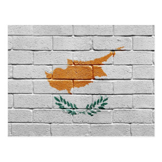 Flag of Cyprus Postcard