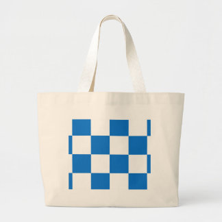 Flag of Dalfsen Large Tote Bag