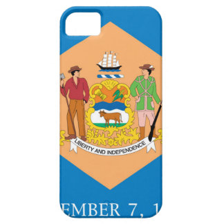 Flag Of Delaware iPhone 5 Cover