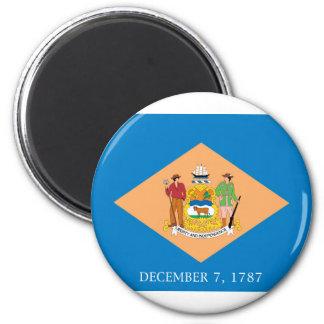 Flag Of Delaware Magnet