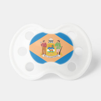Flag Of Delaware Pacifier