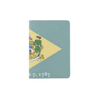 Flag of Delaware Passport Holder
