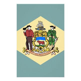 Flag of Delaware Stationery