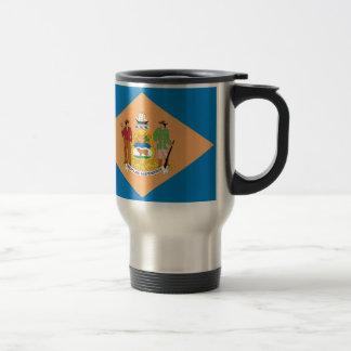 Flag Of Delaware Travel Mug