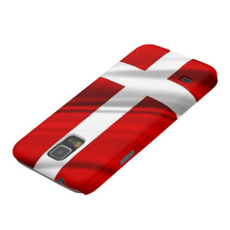 Flag of Denmark Galaxy S5 Cover