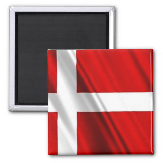 Flag of Denmark Magnet