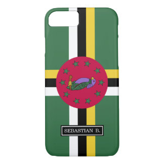 Flag of Dominica iPhone 7 Case