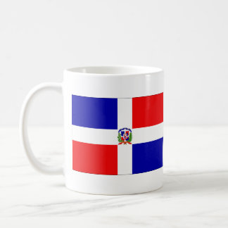 Flag of Dominican Republic Coffee Mug