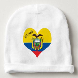 Flag of Ecuador Baby Beanie