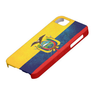 Flag of Ecuador iPhone 5 Cover