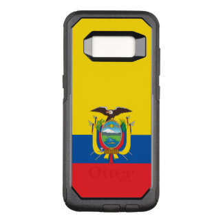 Flag of Ecuador Samsung OtterBox Case