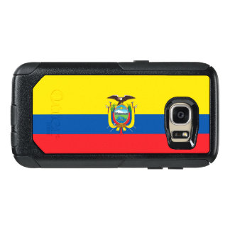Flag of Ecuador Samsung OtterBox Case