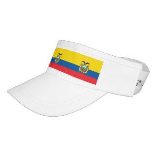 Flag of Ecuador Visor
