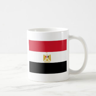 Flag of Egypt Coffee Mug