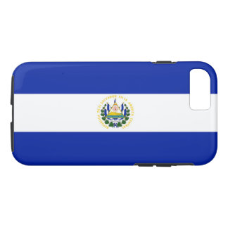 Flag of El Salvador iPhone 7 Case