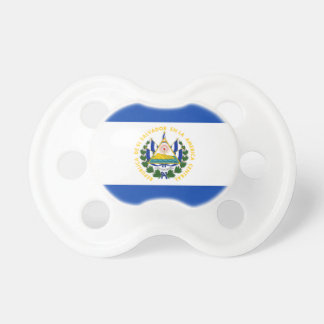 Flag of El Salvador, National Coat of Arms Pacifier
