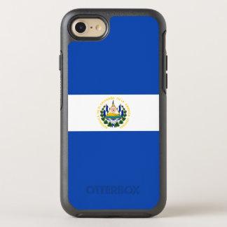 Flag of El Salvador OtterBox iPhone Case