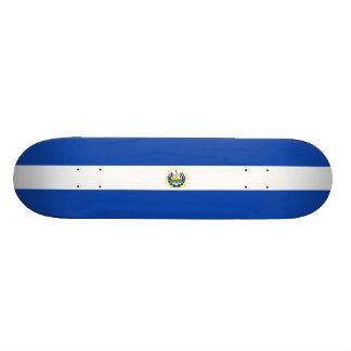 Flag of El Salvador Skateboard Deck
