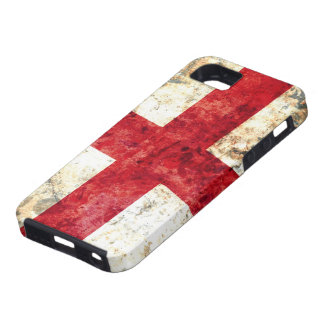 Flag of England Case For The iPhone 5