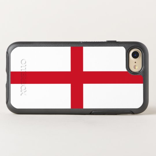 Flag of England OtterBox iPhone Case