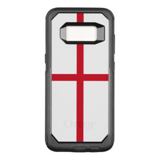 Flag of England Samsung OtterBox Case
