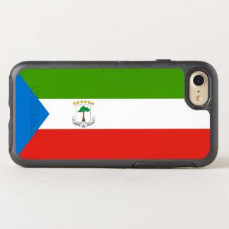 Flag of Equatorial Guinea OtterBox iPhone Case