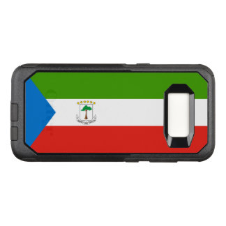 Flag of Equatorial Guinea Samsung OtterBox Case