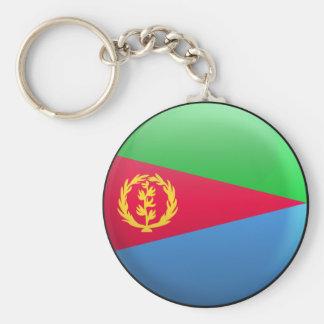 Flag of Eritrea Keychain