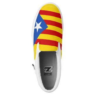 Flag of Estelada Slip-On Sneakers