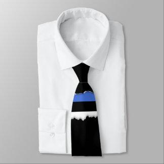 Flag of Estonia Tie