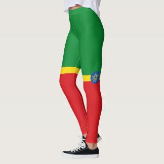 Flag of Ethiopia Leggings