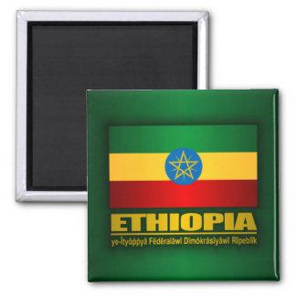 Flag of Ethiopia Magnet