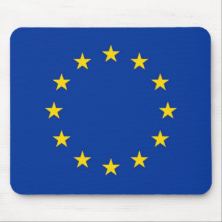 Flag of European Union Mouse Pad