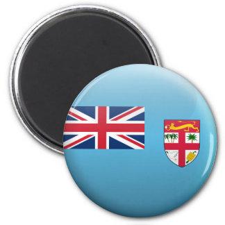 Flag of Fiji Magnet