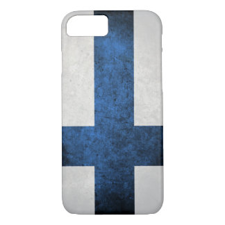 Flag of Finland iPhone 7 Case