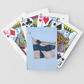 Flag of Finland Poker Deck