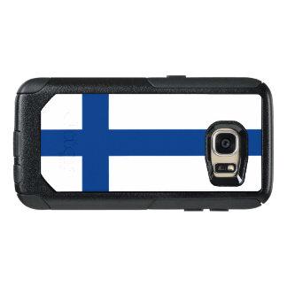 Flag of Finland Samsung OtterBox Case