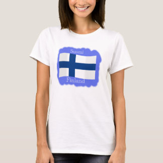 Flag of Finland Shirt