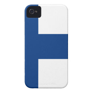 Flag of Finland - Suomen lippu - Finnish Flag iPhone 4 Case
