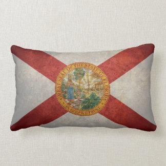 Flag of Florida Lumbar Pillow