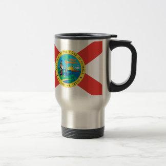 Flag Of Florida Travel Mug