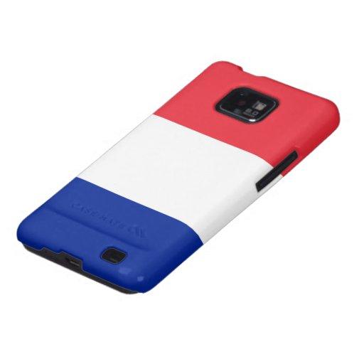 Flag of France Samsung Galaxy SII Case