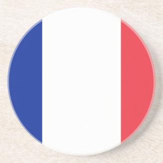 Flag of France Coaster