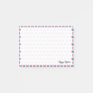 Flag of France Emojis Post-it Notes