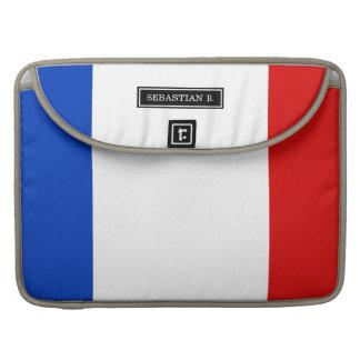 Flag of France MacBook Pro Sleeves