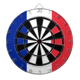 Flag of France Multi Ring Dartboards