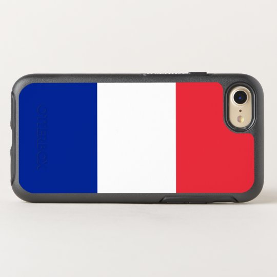 Flag of France OtterBox iPhone Case