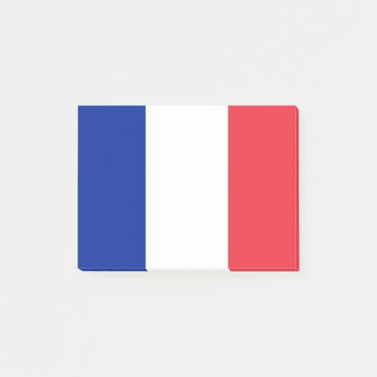 Flag of France Post-it® Notes