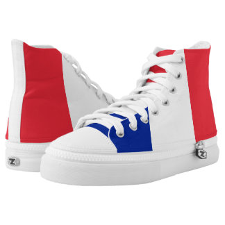 Flag of France Shoes